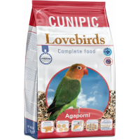 Cunipic Premium Love Birds Compleet voer voor dwergpapegaaien