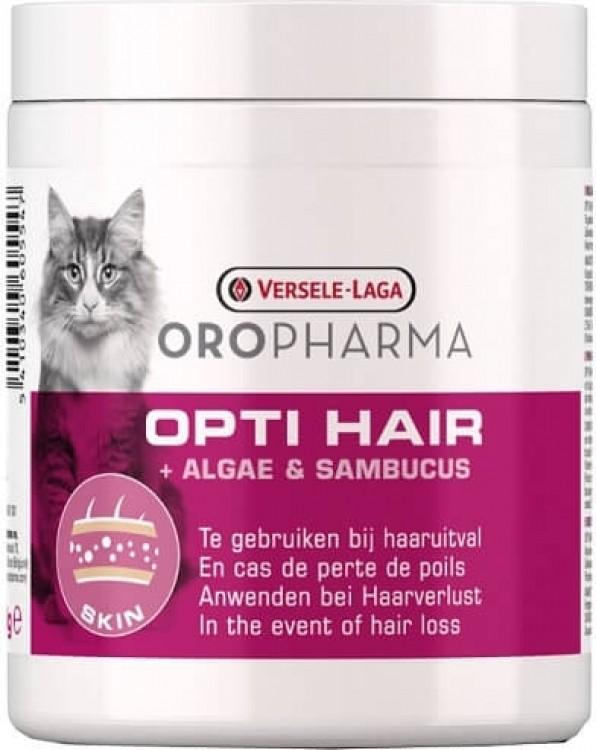 Oropharma Opti Hair - perte de poils pour le chat
