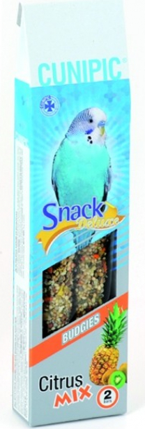 Cunipic Snack Deluxe Friandises Fruit Barres pour perruches