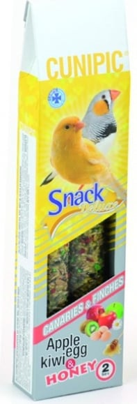 Cunipic Fruit Mix Snack for Canaries and Finches
