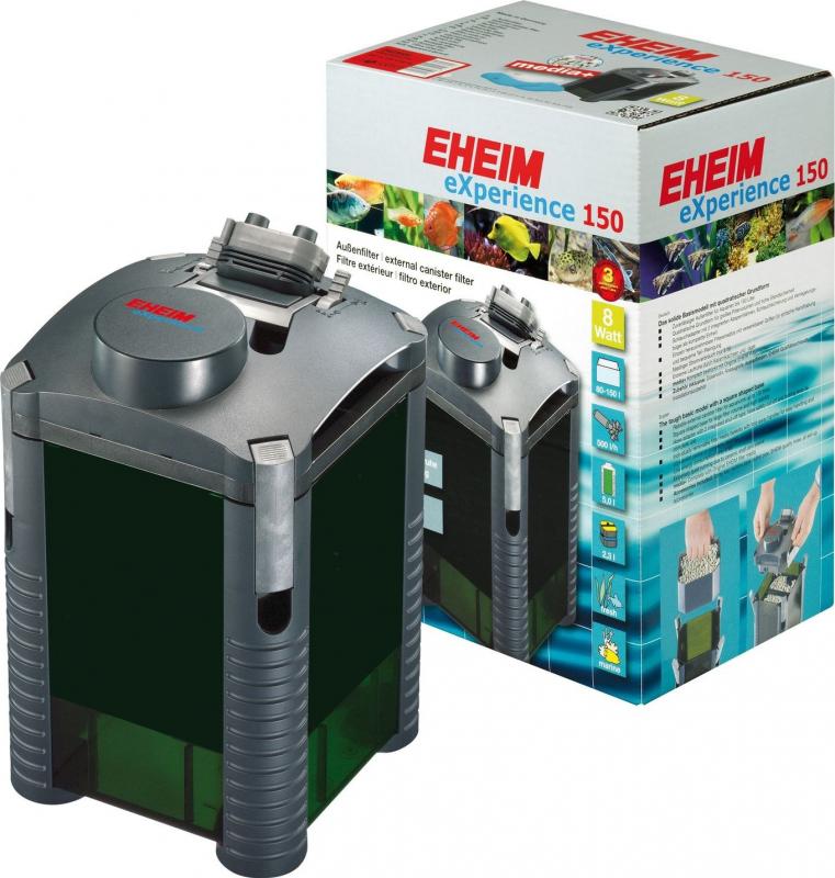 Filtre externe EHEIM eXperience 150 250 et 350