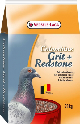 Colombine Grit + Pierre Rouge - avec anis