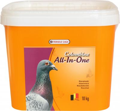 Colombine All-In-One pigeons d'élevage et de compétition