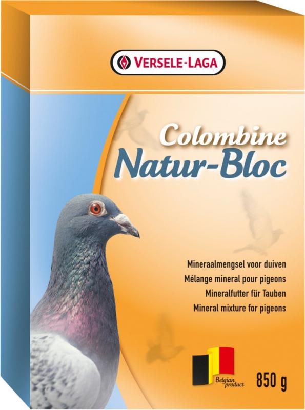 Mineraalmengsel voor duiven -kleisteen