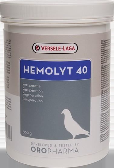 Oropharma Hemolyt 40 - récupération rapide