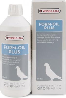Oropharma Form Oil + - mélange d'huiles riche en énergie - améliore la condition, aide à renforcer les défenses naturelles et apporte une quantité d'énergie idéale