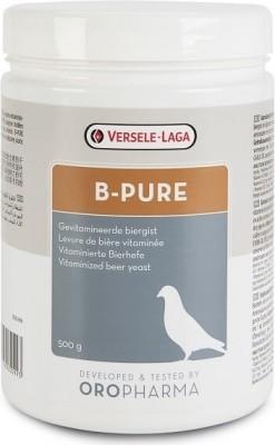 Oropharma B-Pure - levure de bière vitaminée - augmente la forme ainsi que l'envie d'entraînement chez les jeunes pigeons
