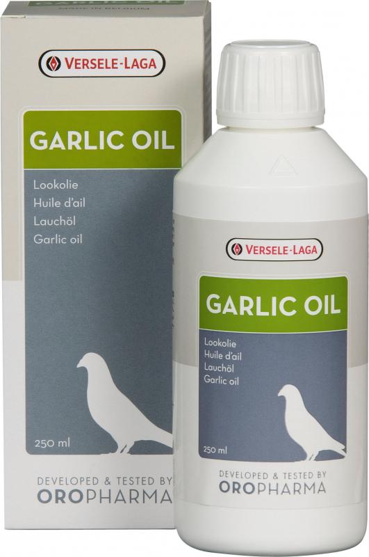 Oropharma Garlic Oil - huile d'ail, circulation sanguine, systèmes respiratoire et digestif