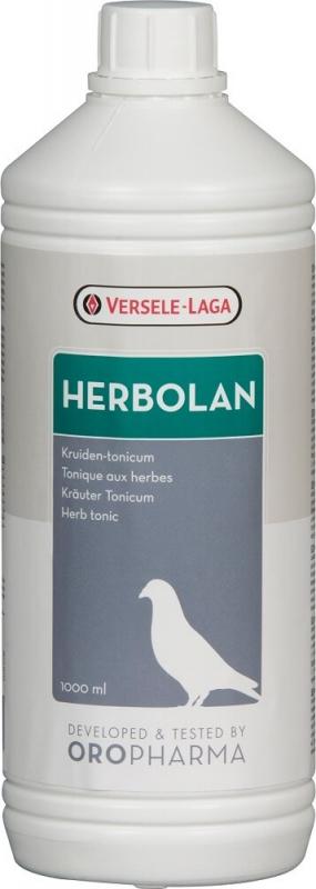 Oropharma Herbolan tonique aux herbes, condition physique et endurance