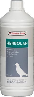 Oropharma Herbolan - tonique aux herbes - pour une condition physique optimale et pour augmenter la résistance et l'endurance