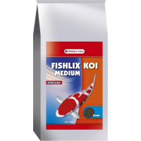 Fishlix Koi Medium 4 mm Granulés flottants pour koi