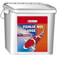 Fishlix Koi Large 8 mm - granulés flottants pour koi