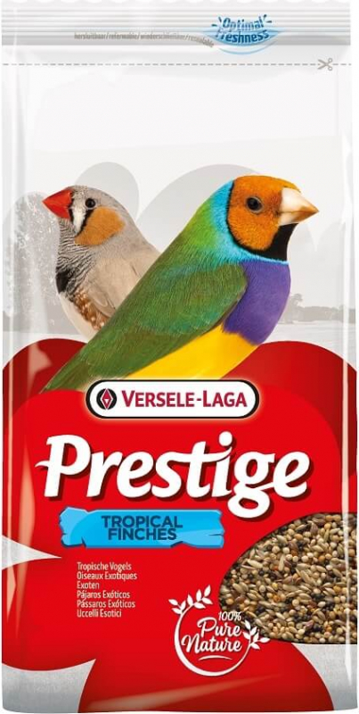 Prestige Tropical Finches pour oiseaux exotiques