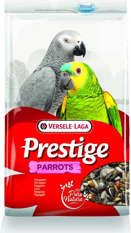 Parrots Prestige para loros
