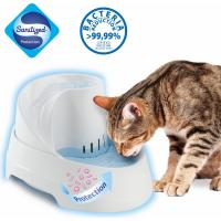 Fuente de agua Vega 2 L para gatos y perros pequeños