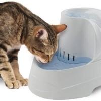 Fuente de agua Vega 2 L para gatos y perros pequeños   (3)