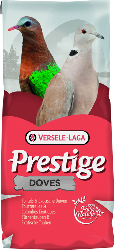 Versele Laga Prestige Doves aliment Tourterelles