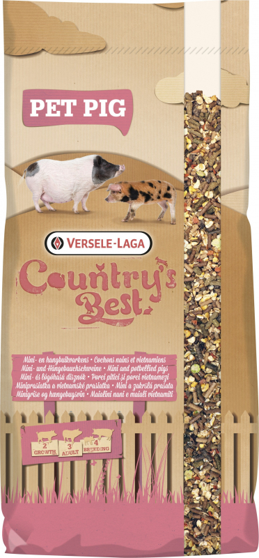 Country's Best - Food for Pot-Bellied Pigs and Goats