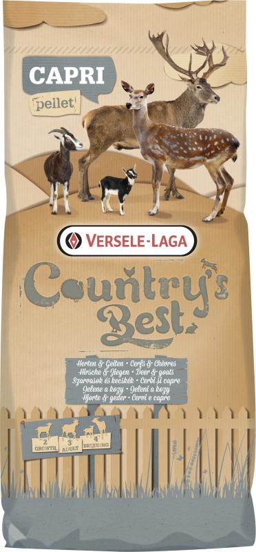 Caprina 3&4 Pellet Country's Best Aliment pour cervidés