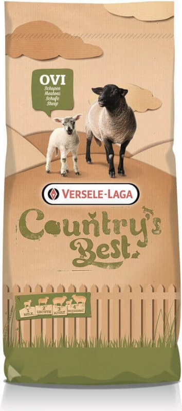 Ovi Allround 3 Pellet Country's Best Aliment de l'agneau au mouton adulte