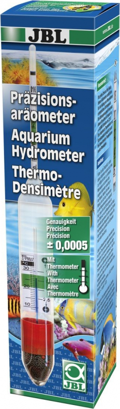 Densimètre précision + Thermomètre intégré
