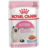 Royal Canin Kitten Instinctive Pâtée in gelatina per gattini