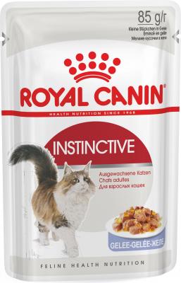Royal Canin Instinctive Pâtée en gelée pour chat