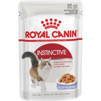 Royal Canin Instinctive natvoer in gelei voor katten