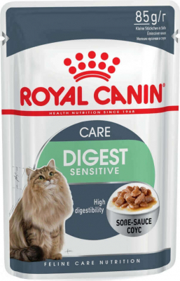 Royal Canin Care Digest Sensitive Pâtée en sauce pour chat