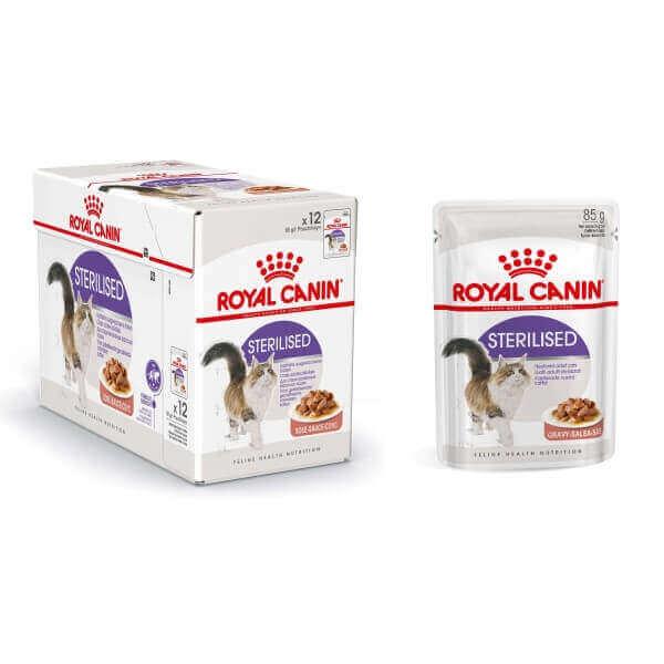 Royal Canin Urinary So Wet Cat Food