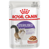 Royal Canin Sterilised Patè in salsa per gatti adulti