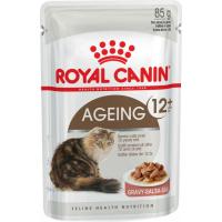 Royal Canin Ageing Pâtée en sauce pour chat de 12ans et plus