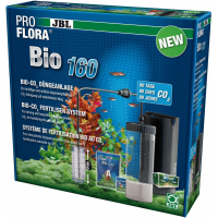 JBL ProFlora Bio 160 Set de démarrage Bio CO2