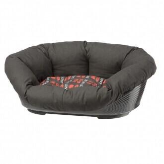 SOFA Soft bedding Coussin et corbeille plastique chien_2