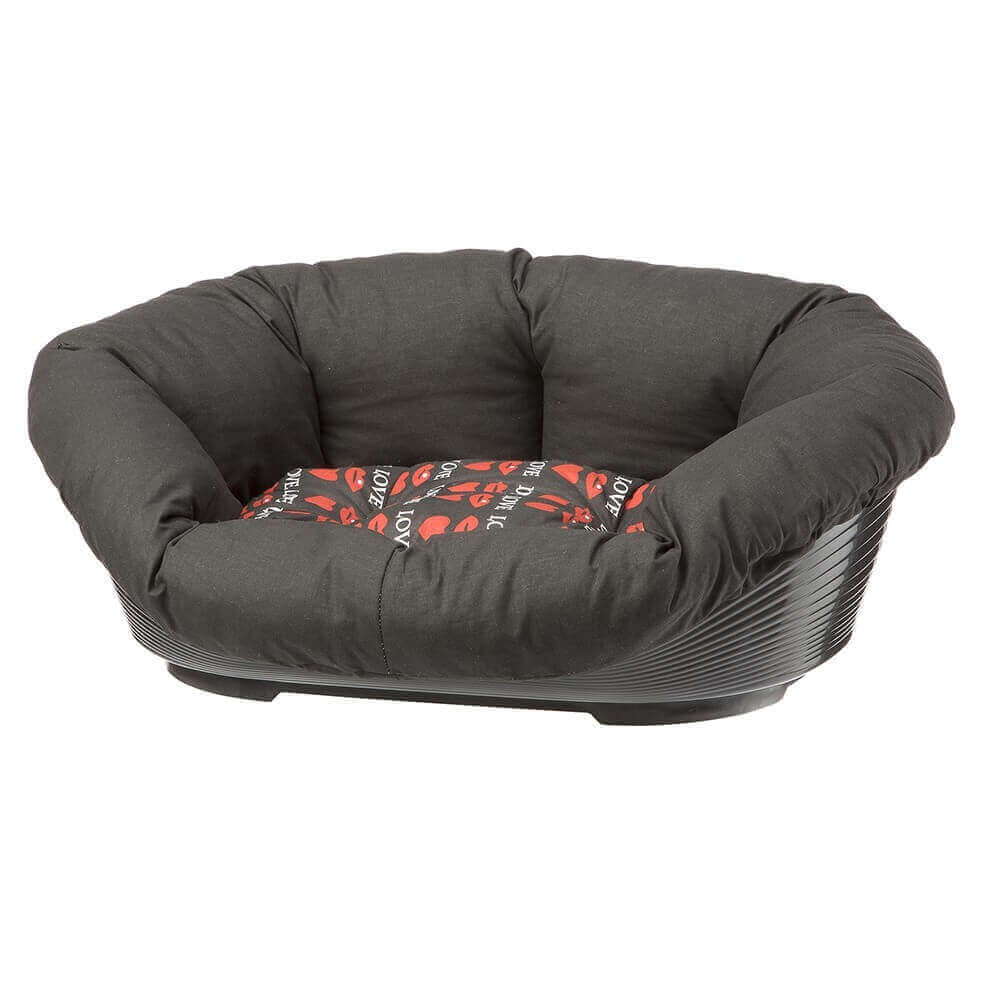 sofa soft bedding coussin et corbeille plastique chien panier chien et corbeille. Black Bedroom Furniture Sets. Home Design Ideas