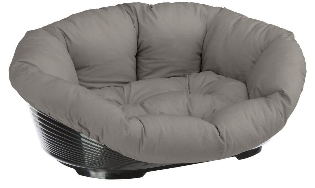 SOFA Soft bedding Coussin et corbeille plastique chat ou chien_0