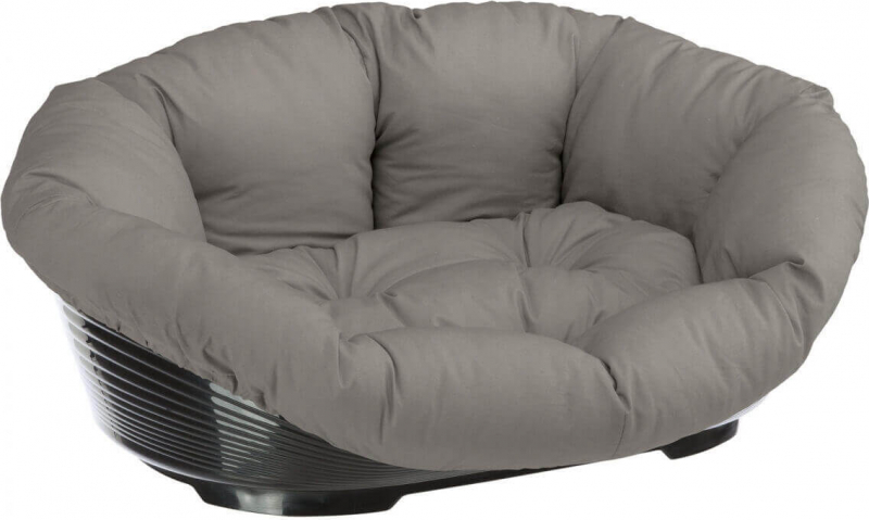 SOFA Soft bedding Coussin et corbeille plastique chat ou chien