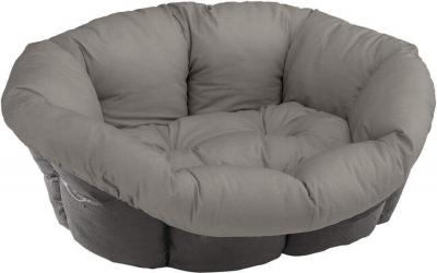Coussin de rechange Sofa Cushion coloris taupe