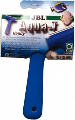 JBL Aqua-T Handy Glass pane cleaner with 70 mm stainless steel blade