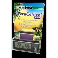 JBL TerraControl Solar - Thermomètre - hygromètre solaire