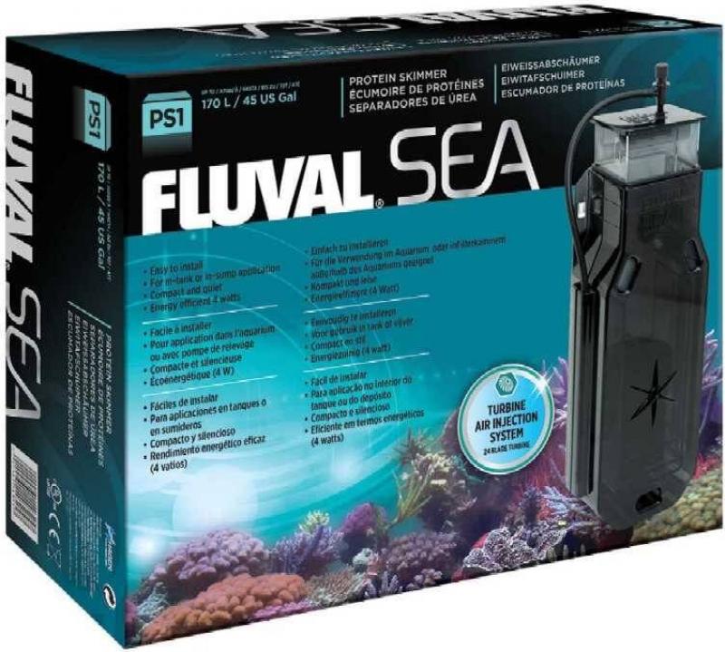 Fluval SEA Nano Skimmer PS1 Ecumeur de protéines