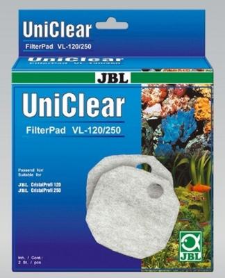 JBL FilterPad VL Bloc de ouate aux dimensions adéquates
