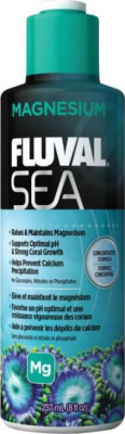 Supplément de Magnesium Fluval Sea 237 ml