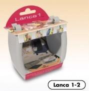 LANCA - Comedero universal ideal para casa o viaje