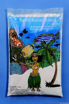 Sable pour aquarium BORA BORA SAND 8 kg