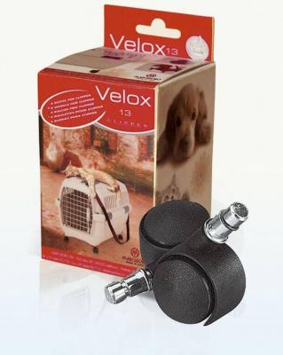 Velox - Roues pour cages de transport Clipper
