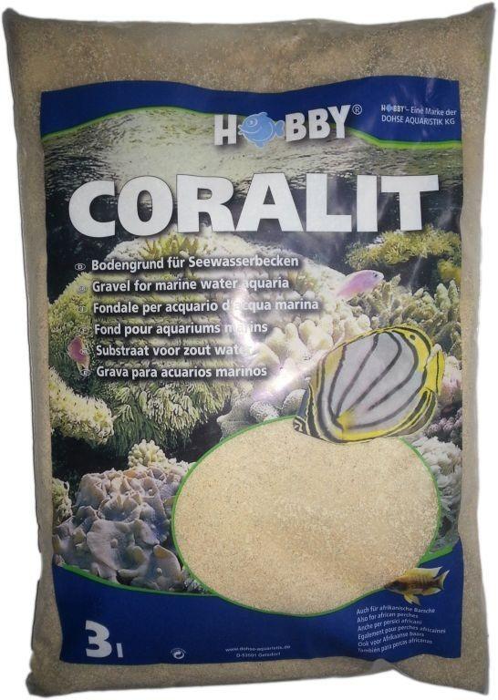 Sable et substrat pour aquarium coralit sable et gravier for Substrat pour aquarium