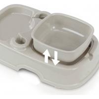 TOTA 2 - Mangeoire et siphon pour l'eau pour bouteilles d'eau (3)