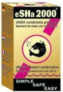 Esha 2000 - Traitement 18 maladies pour poissons