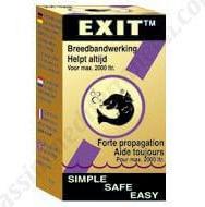 EXIT - Traitement maladie points blancs